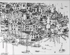 KATE BARKER KINGSWEAR 22X17