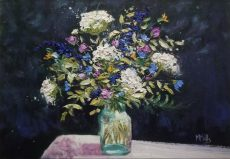 MARIE MILLS MOTHERS DAY FLOWERS 18X13