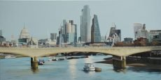 London Skyline 61x122 £2495 - Copy