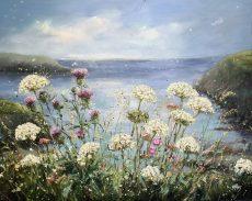 Marie Mills Breath of Fresh Air 100x80