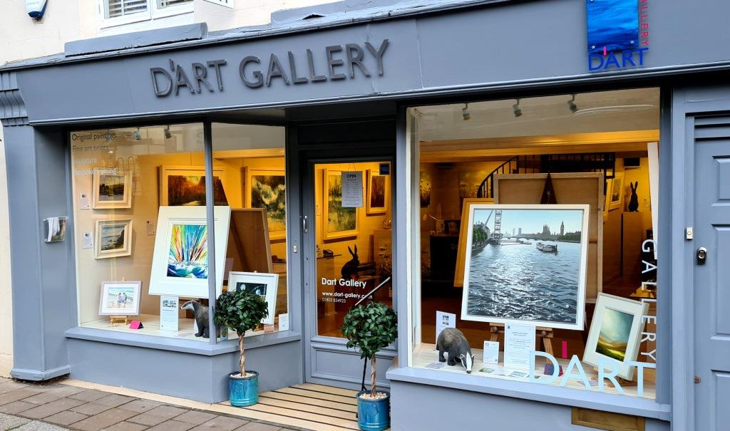 Winter at Dart Gallery