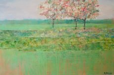 Cherry Trees 60x90 £1950