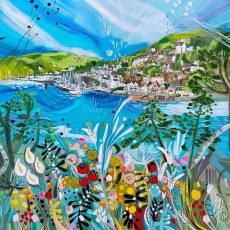 Across to Kingswear 60x60