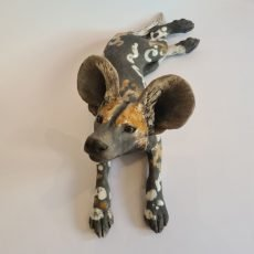 Wild Dog Pup 'Relax' 3