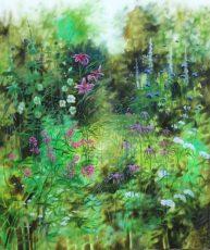 Dylan Lloyd - Days are where we live I. 120 x 100cm unframed
