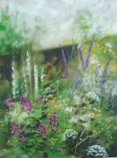 Dylan Lloyd - When the chance sight I. 30 x 40cm oil on linen, framed