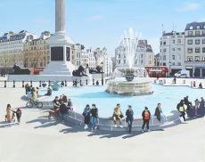 Trafalgar Square II 76x61cm £1495
