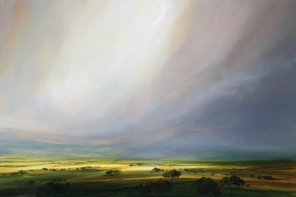 AFTER THE STORM 18x12 £1100