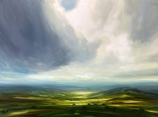 ARRIVAL OF SPRING 46X61 £1700