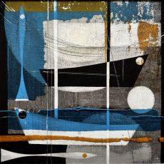 In the shallows.30 x 30cm £495.Heidi Archer