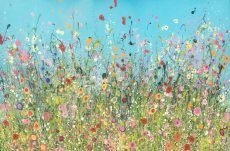 Your Love Brings Flowers to The Meadow of My Heart 100x150 £5250