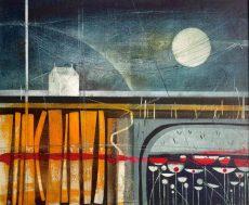 Colour fields (i).51 x 61cm.Heidi Archer (002)