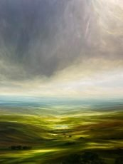 ON A CLEAR DAY 30X40 £3800
